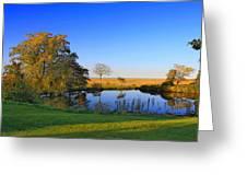 Thatcher Pond Greeting Card