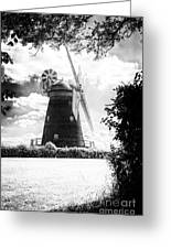 Thaxted Mill Essex  Greeting Card