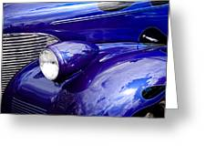 The 1939 Chevy Coupe Greeting Card