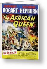 The African Queen  Greeting Card