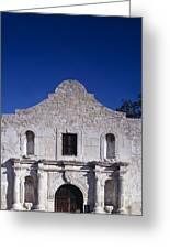The Alamo Greeting Card