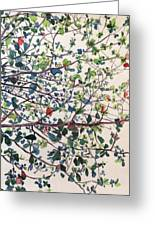 The Almond Tree Greeting Card