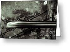 The Angle Greeting Card