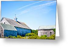 The Antique Barn Greeting Card