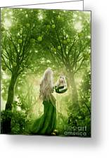 The Apple Fairy Greeting Card