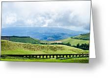 The Aqueduct Greeting Card