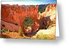 The Arch At Bryce Greeting Card