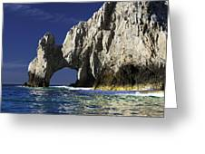 The Arch Cabo San Lucas Greeting Card