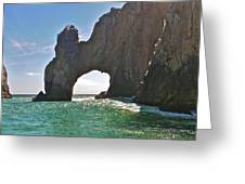 The Arch Lands End Cabo San Lucas  Greeting Card