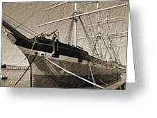 The Balclutha Greeting Card