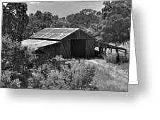 The Barn 2 Greeting Card