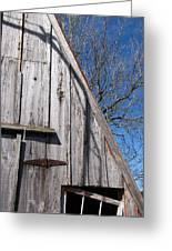 The Barn Greeting Card