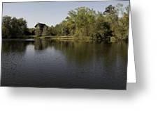 The Baughman Center At The University Of Florida Panoramic. Greeting Card