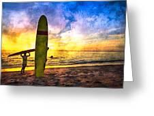 The Beach Boys Greeting Card