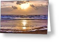 The Beach Part 2 Greeting Card