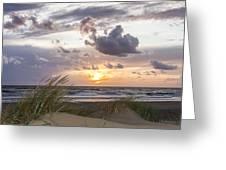 The Beach Part 3 Greeting Card