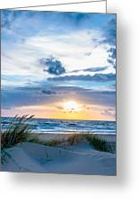 The Beach Part 4 Greeting Card