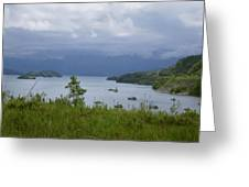 The Beauty Of Angra Dos Reis 5 Greeting Card