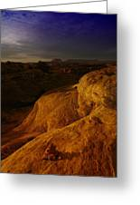 The Beauty Of Canyonlands Greeting Card