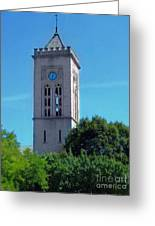 The Bell Tower 1 Greeting Card