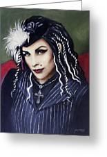 The Bella Luna Greeting Card