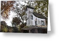The Birdhouse Kingdom - Mountain Chickadee Greeting Card