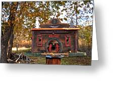 The Birdhouse Kingdom - Red-naped Sapsucker Greeting Card