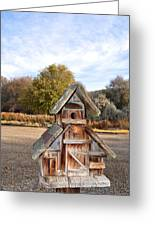 The Birdhouse Kingdom - The American Dipper Greeting Card