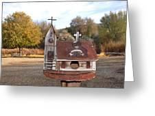 The Birdhouse Kingdom - The Barn Swallow Greeting Card