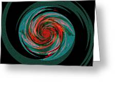 The Black Hole That Is The Big Skip Greeting Card