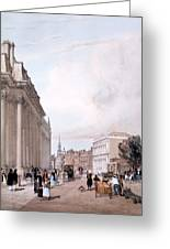 The Board Of Trade, Whitehall Greeting Card