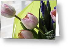 The Bouquet Greeting Card