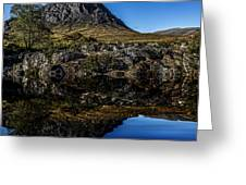 The Buachaille Greeting Card