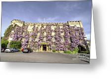 The Castle Hotel  Greeting Card