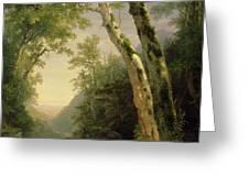 The Catskills Greeting Card