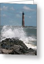 The Changing Tides Greeting Card