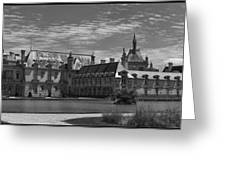 The Chateau  Greeting Card