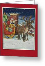 The Christmas List Greeting Card
