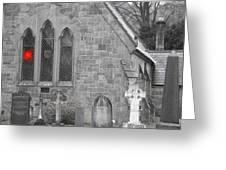 The Church 2 Greeting Card