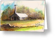 The Church Greeting Card