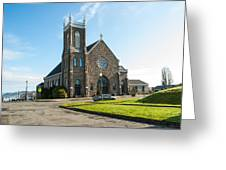 The Church Of Saint Patrick Greeting Card
