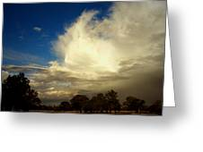 The Cloud - Horizontal Greeting Card