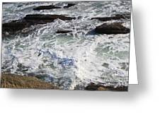 The Cold Atlantic 1 Greeting Card