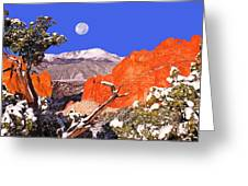 The Colorado Experience Greeting Card
