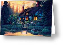 The Cottage Greeting Card