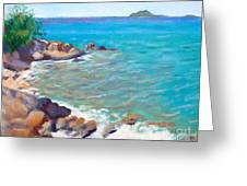 The Cottage View Greeting Card