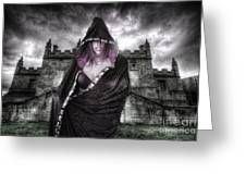 The Countess 2.0 Greeting Card