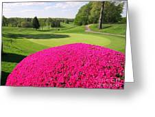 The Country Club Greeting Card