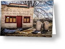 The Country Corner Greeting Card
