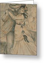 The Country Dance Greeting Card